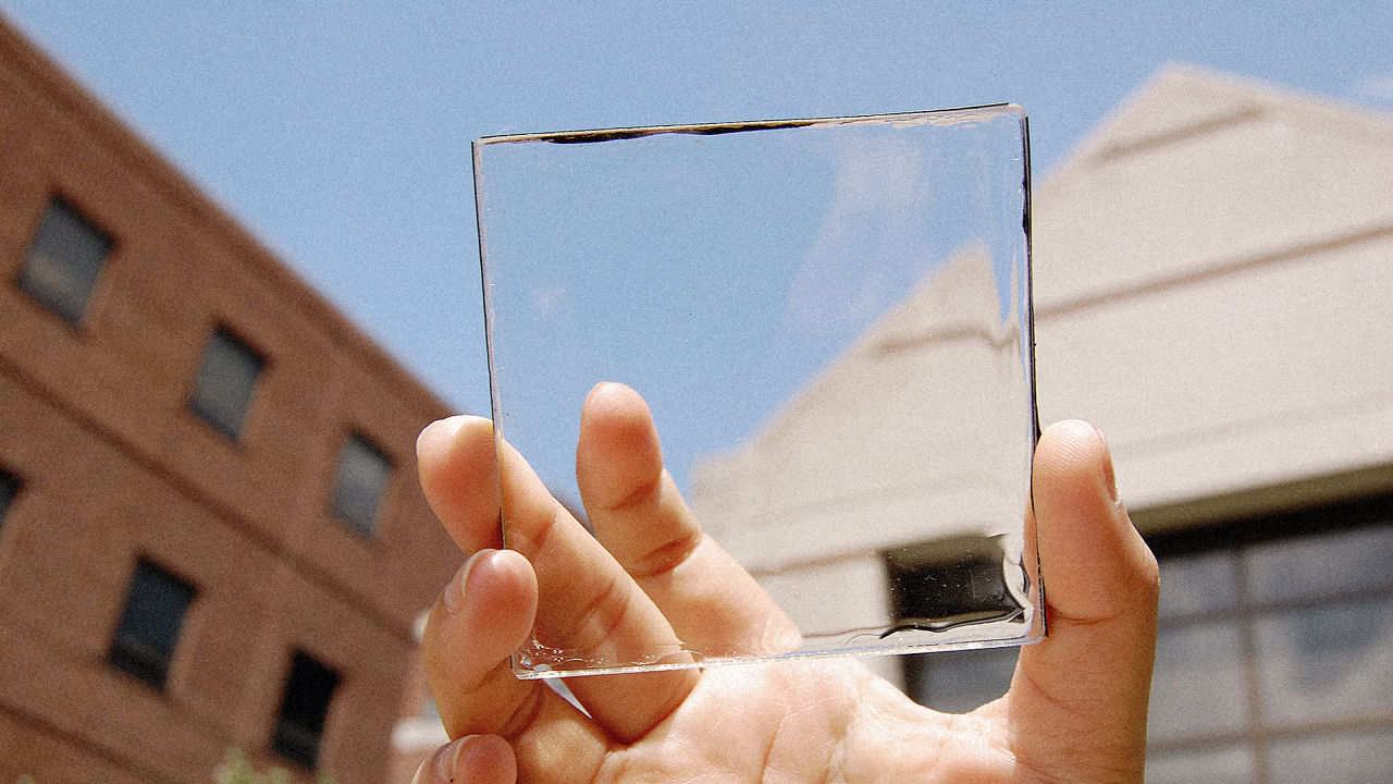 'Ultimately, we want to make solar harvesting surfaces that you do not even know are there.'